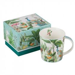 Фламинго MUG сет кафе +кутия