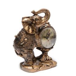 Декоративен часовник Слон