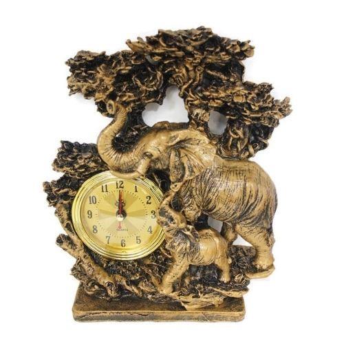 Декоративен часовник слон на супер цена от Neostyle.bg