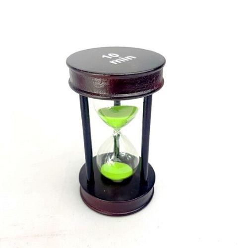 Пясъчен часовник от дърво и стъкло-10 мин на супер цена от Neostyle.bg