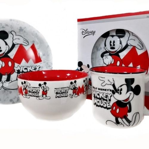 Детски сервиз за хранене Mickey Mouse на супер цена от Neostyle.bg