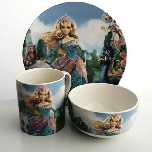 Детски сервиз за хранене Принцеса на супер цена от Neostyle.bg