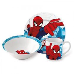 Детски сервиз за хранене Спайдърмен