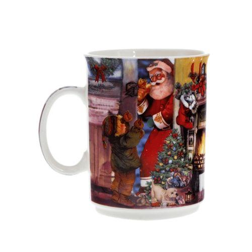 Порцеланова Чаша Дядо Коледа на супер цена от Neostyle.bg