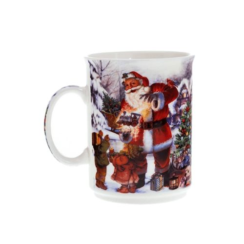 Дядо Коледа MUG кафе