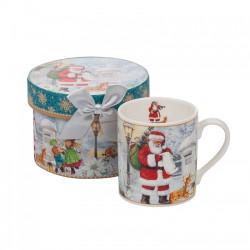 Коледна чаша Дядо Коледа MUG Класик