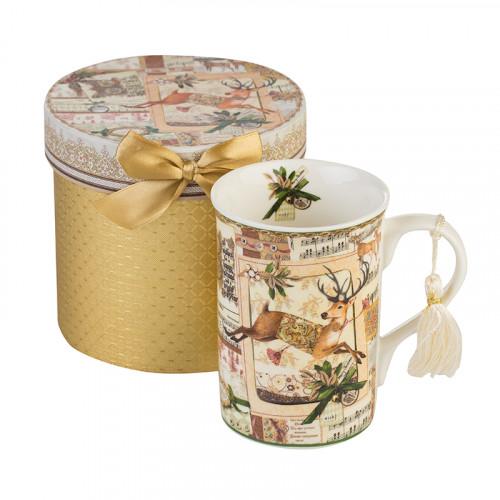 Коледна чаша еленче Mug на супер цена от Neostyle.bg