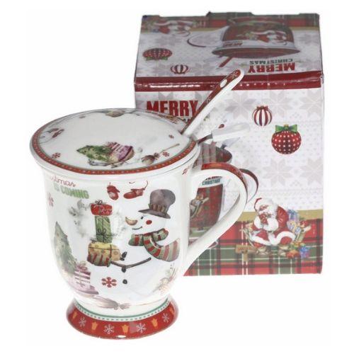 Порцеланова чаша с колени мотиви на супер цена от Neostyle.bg