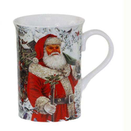 Порцеланова Чаша Дядо Коледа