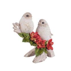 Птичета върху клонка