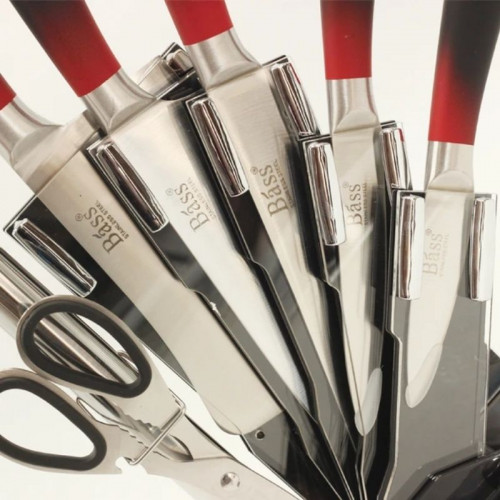 Луксозен комплект кухненски ножове на супер цена от Neostyle.bg