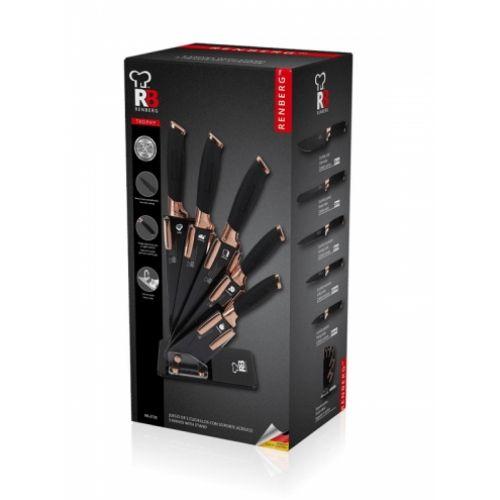 Комплект с ножове 6 части Renberg Trophy