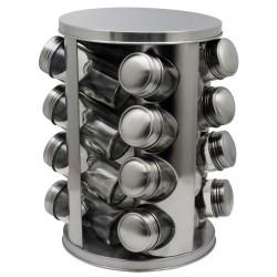 Комплект за подправки на метална стойка