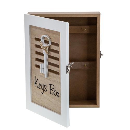 Дървена кутия за ключове на супер цена от Neostyle.bg