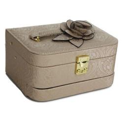 Дизайнерска кутия за бижута Цвете