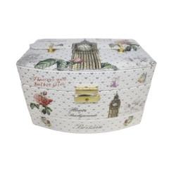 Дизайнерска кутия за бижута