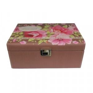 Kутия за бижута Цветя