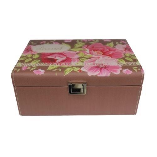 Kутия за бижута Цветя на супер цена от Neostyle.bg
