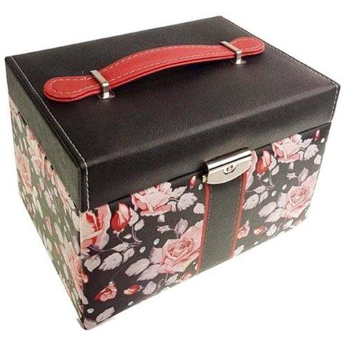 Кутия за бижута Рози