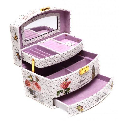 Кутия за бижута Айфел на супер цена от Neostyle.bg