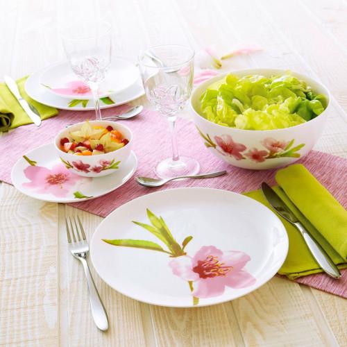 Сервиз за хранене Watercolor Luminarc на супер цена от Neostyle.bg