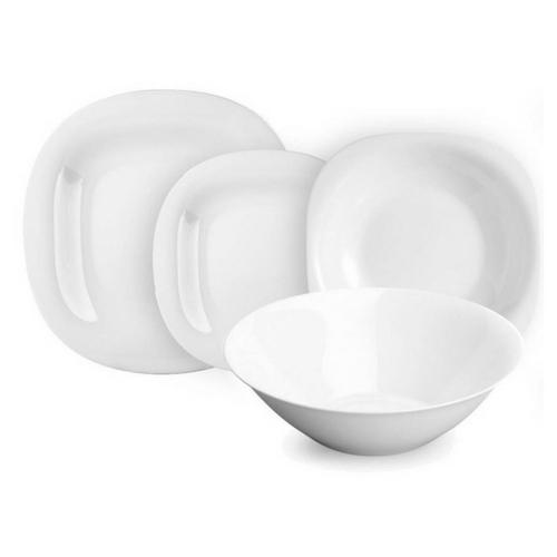 Сервиз за хранене Luminarc Carine White