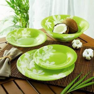 Сервиз за хранене Luminarc Cotton Flower 19 части