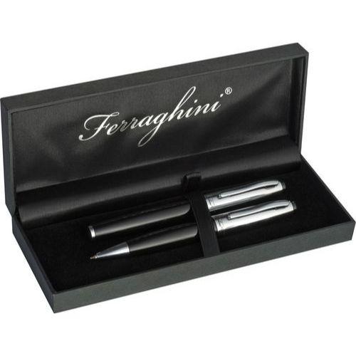 Комплект ролер и химикалка Ferraghini на супер цена от Neostyle.bg