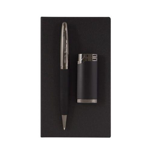 Луксозен комплект запалка и химикалка на супер цена от Neostyle.bg