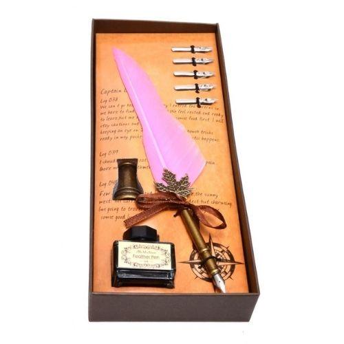 Оригинална писалка с естествено перо на супер цена от Neostyle.bg