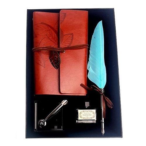 Луксозна писалка с естествено перо на супер цена от Neostyle.bg