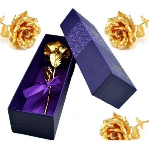 Златна роза на супер цена от Neostyle.bg