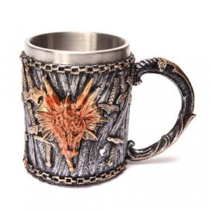 3D халба за бира Game of Thrones