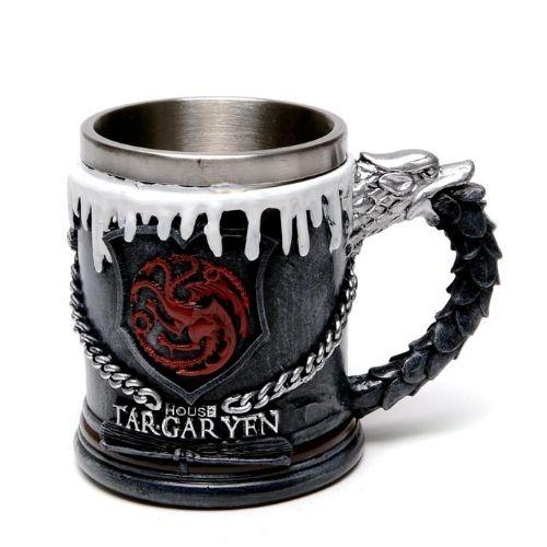 Чаша Game of Thrones Targaryen House на супер цена от Neostyle.bg