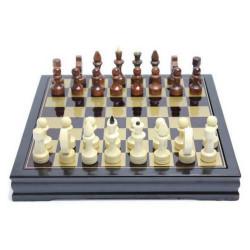 Дървен шах
