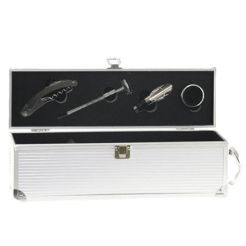 Метална кутия за вино на супер цена от Neostyle.bg