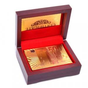 Златно тесете карти за игра