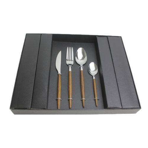 Комплект вилици и лъжици за хранене на супер цена от Neostyle.bg