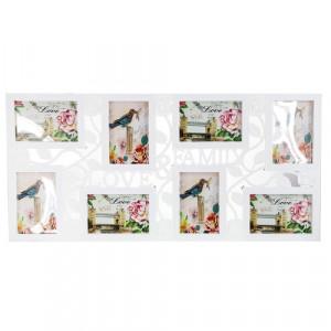 Колаж от рамки за снимки Love Family