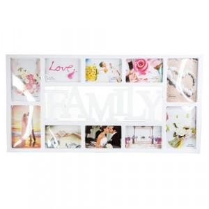 Колаж от рамки за снимки Family