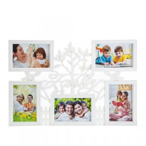 Колаж от рамки за снимки Дърво