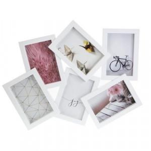 Колаж от рамки за снимки