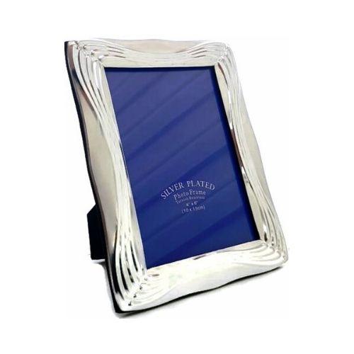 Рамка за снимки със сребърен кант на супер цена от Neostyle.bg