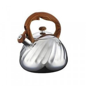 Свирещ чайник Peterhof  3 литра Сребрист
