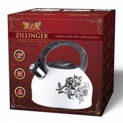 Свирещ чайник Zillinger 3 литра