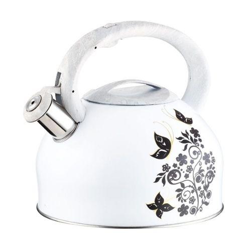 Свирещ чайник Zillinger 3 литра на супер цена от Neostyle.bg