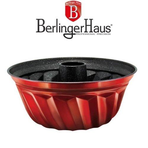 Форма за кекс Burgundi Metalic Line Berlinger Haus на супер цена от Neostyle.bg