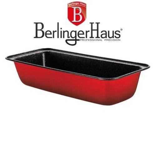 Форма за кекс правоъгална Burgundi Metalic Line Berlinger Haus