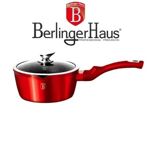 Касерола с капак Burgundi Metalic Line Berlinger Haus