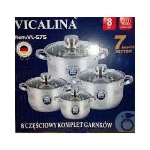 Комплект тенджери Vicalina на супер цена от Neostyle.bg